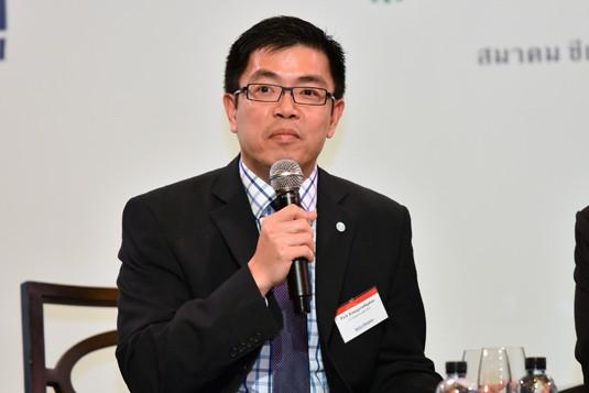 Pisit Jeungpraditphan, I V Global Securities PLC