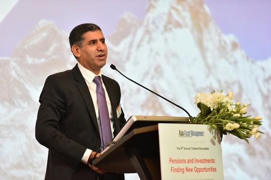 Rajnish Girdhar, Invesco Asset Management