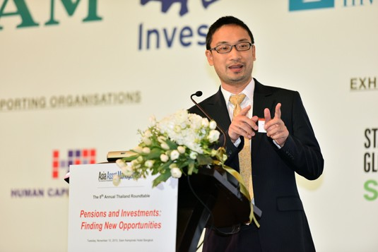 Arthur Kwong, BNP Paribas Investment Partners