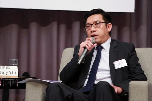 Sammy Yip, Vanguard Investments Hong Kong Limited