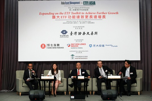 Panel Discussion D: Growing Role of Alternative ETFs for Retail and Institutional Investors