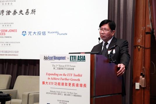 Michael Lin, Taiwan Stock Exchange