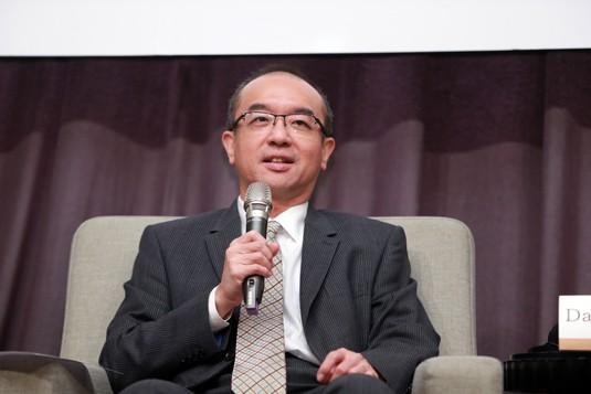 David Quah, Hong Kong Exchanges and Clearing (HKEx)