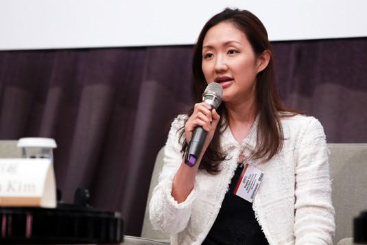 Sophia Kim, Deutsche Asset & Wealth Management