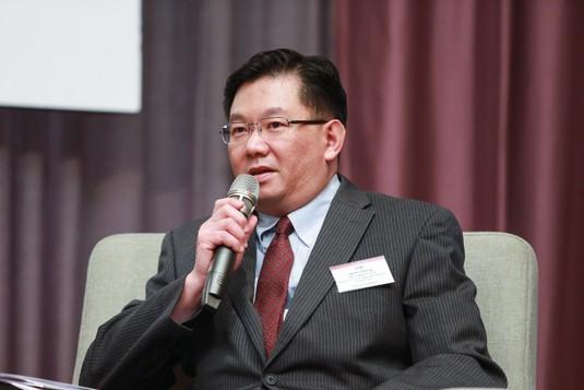 Jack Chang, Ping An of China Asset Management (Hong Kong)