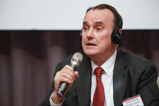 Stephen Kenneally, Cohen & Steers Asia Limited