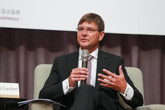 Stefan Lecher, UBS Global Asset Management
