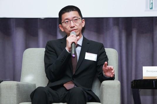 Benjamin Tsai, AllianceBernstein Investments Taiwan Limited