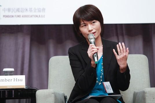 Amber Hsu, Allianz Global Investors Taiwan