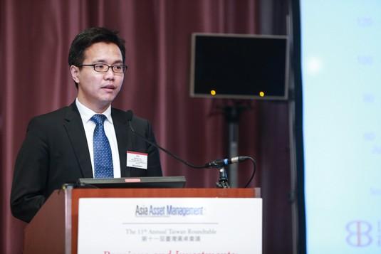 James Hu (PhD), Income Partners Asset Management (HK) Ltd