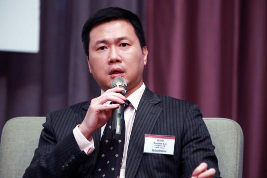 Andrew Lin, CBRE Taiwan