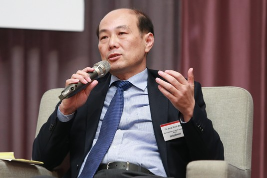 Dr. Jong Wook Won, Korea Institute for Health and Social Affairs