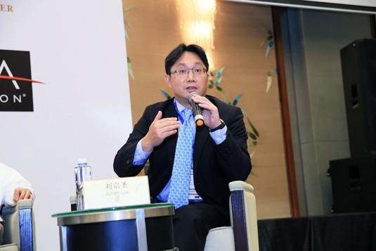 Julian Liu, Tsung-Sheng, CR Yuanta Fund Management Company Limited