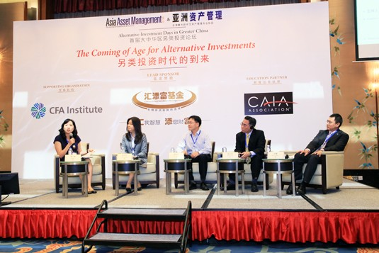 Panel Discussion B: How are Institutional Players Using Alternatives?