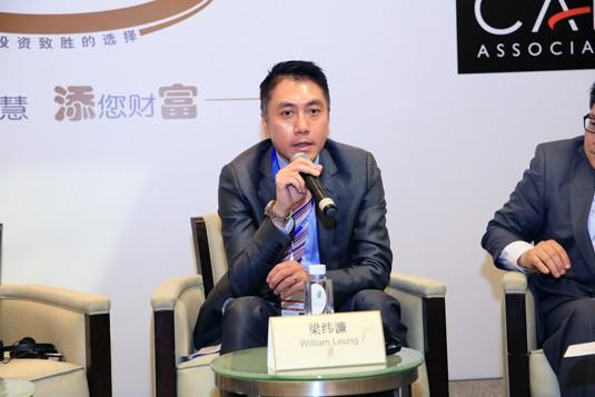 William Leung, Cohen & Steers Asia Ltd
