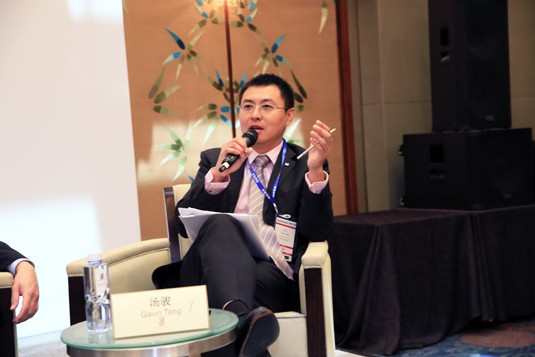 Gavin Tang, Ernst & Young LLP