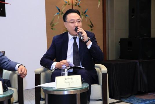 Roger Liu, Industrial Securities International