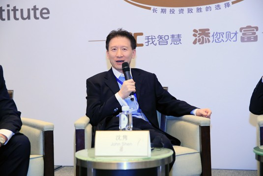 John Shen, Frontier Capital LLC