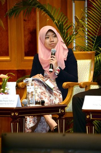 Yang Mulia Dayang Siti Athirah binti Dato Paduka Haji Ali, Autoriti Monetari Brunei Darussalam