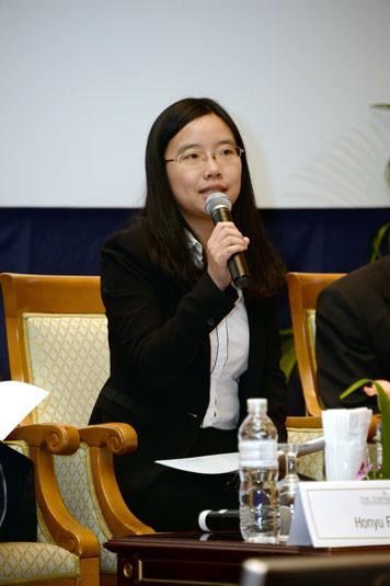 Carol Zheng, Haitong International Asset Management Limited