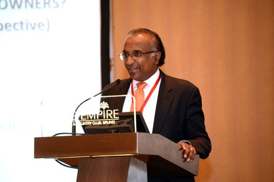 Professor Joseph Cherian, Centre for Asset Management Research and Investment, National University of Singapore