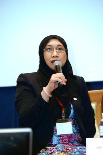 YM Dayang Hajah Mahani binti Haji Mohsin, Autoriti Monetari Brunei Darussalam