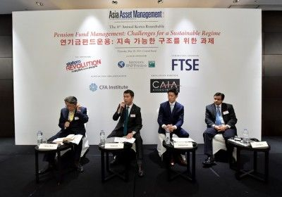 The 8th Annual Korea Roundtable