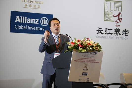 Elvin Yu, Allianz Global Investors