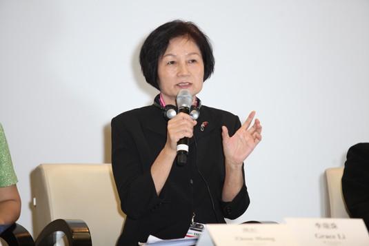 Grace Li, Pension Fund Association, Taiwan