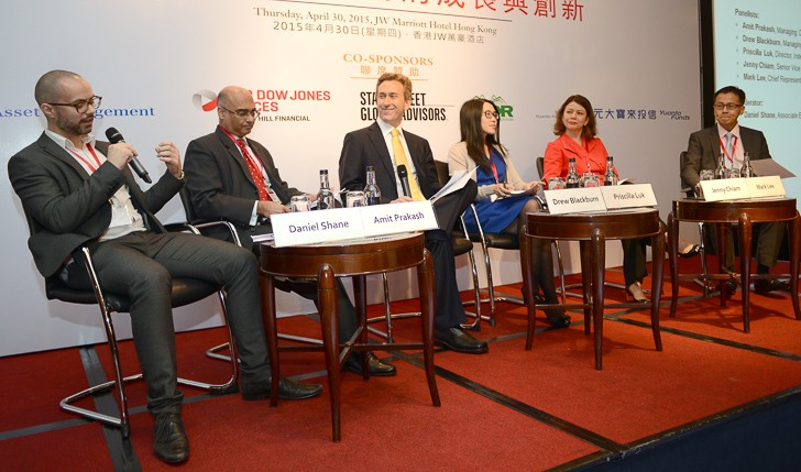 Panel C: ETF Evolution in Asia