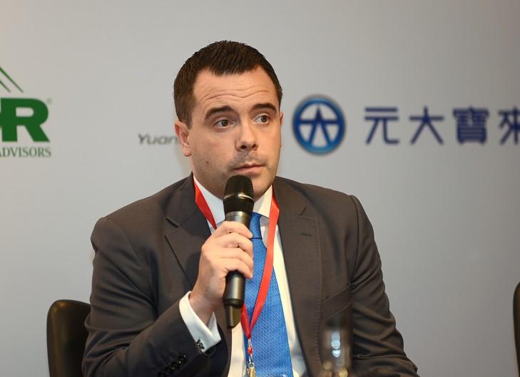 Henry Glynn, Vanguard Investments Hong Kong Limited