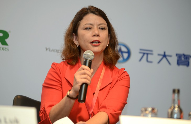 Jenny Chiam, Singapore Exchange