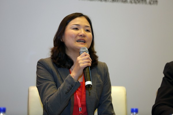 Christine Huang, Invesco Hong Kong Limited