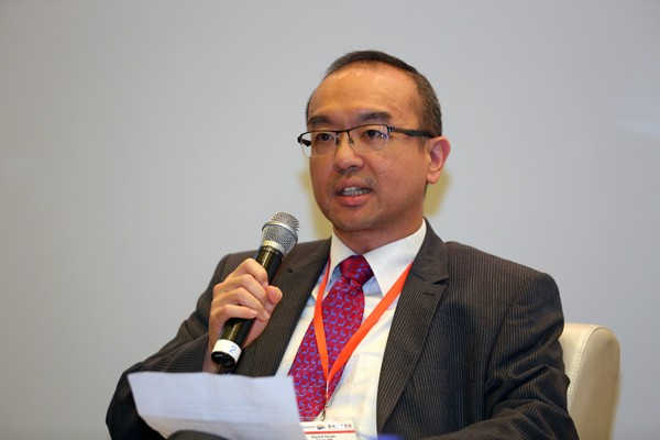 David Quah, Hong Kong Exchanges and Clearing Limited