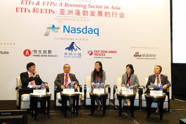 Panel Discussion D: ETFs and ETPs: Single-Market and Cross-Border Developments in Asia