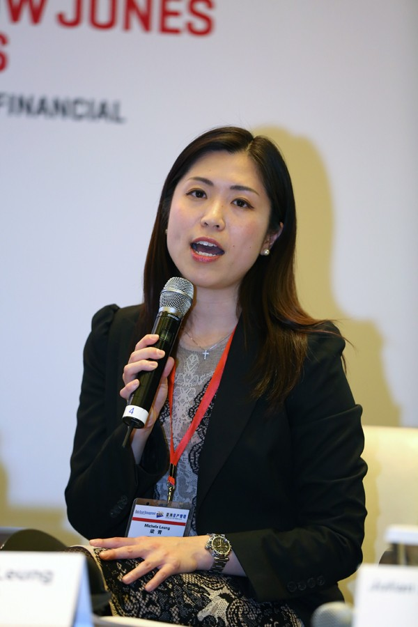 Michele Leung, S&P Dow Jones Indices