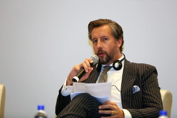 Antoine de Saint Vaulry, Commerzbank AG