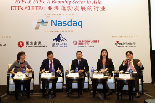 Panel Discussion C: Do ETFs & Indexing Work for Bond Exposures in Asia?
